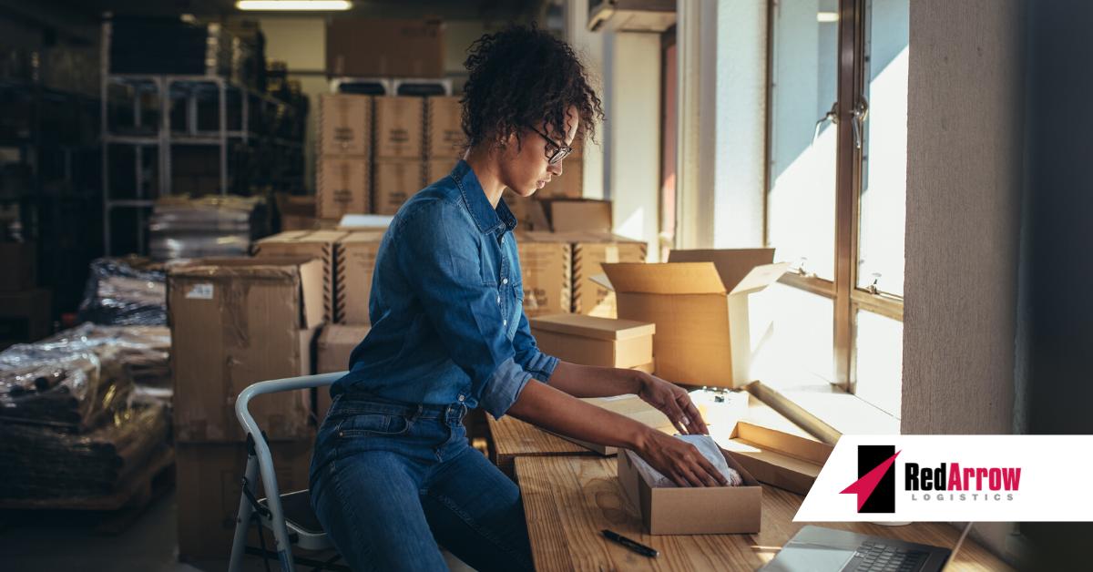 Should You Use E-Commerce Platform as Your 3PL? | Red Arrow Logistics