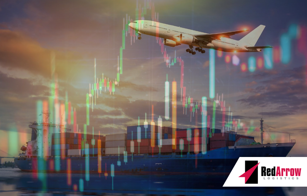 Volatility in the Air Freight and Ocean Cargo Industries | Red Arrow Logistics