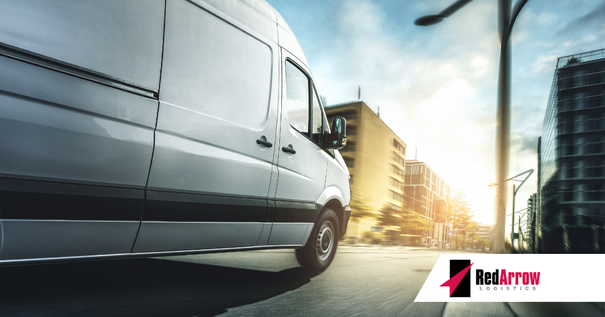 Meeting the Last-Mile Delivery Demands | Red Arrow Logistics