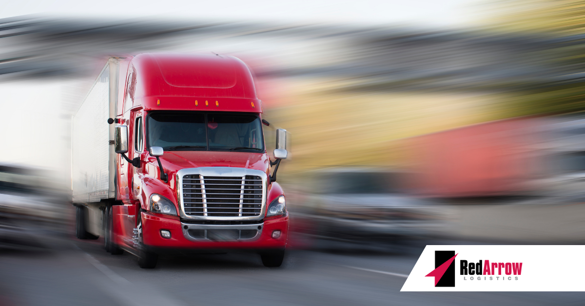 Trucking Industry Outlook 2021 | Red Arrow Logistics