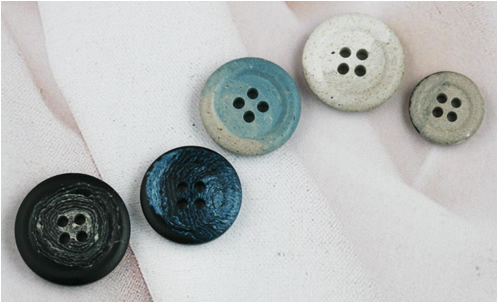 RECYCLED HEMP BUTTON