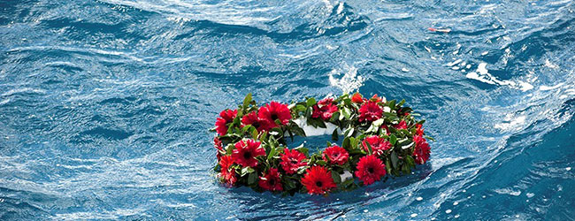 How to customise your burial at sea