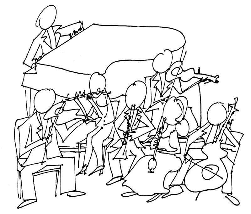 Orchestrating Beautiful Music