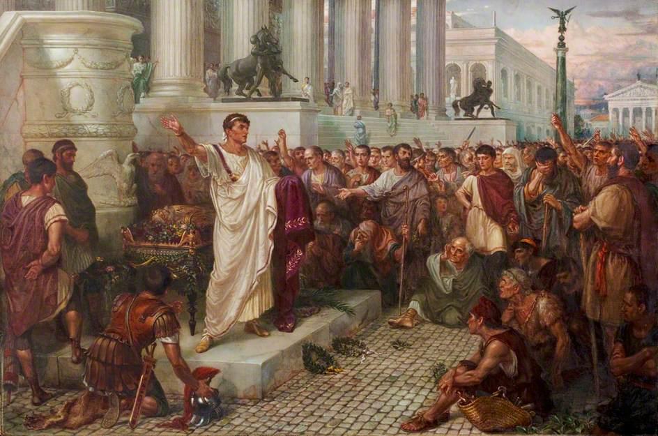 Tens, Romans & Lettermen – Part 1