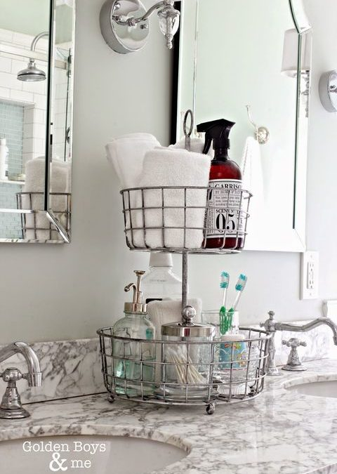 Quick Tidy-Up Tips For Your Bathroom
