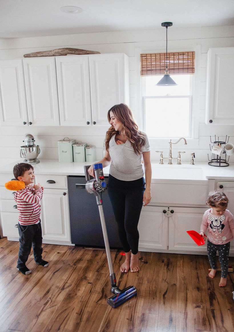 Austin Cleaning Service - Cleaning Routine