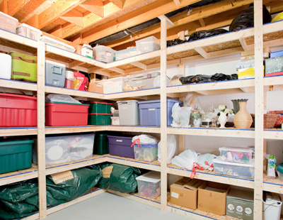 Organize Before You Clean
