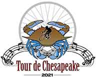 Tour de Chesapeake Logo