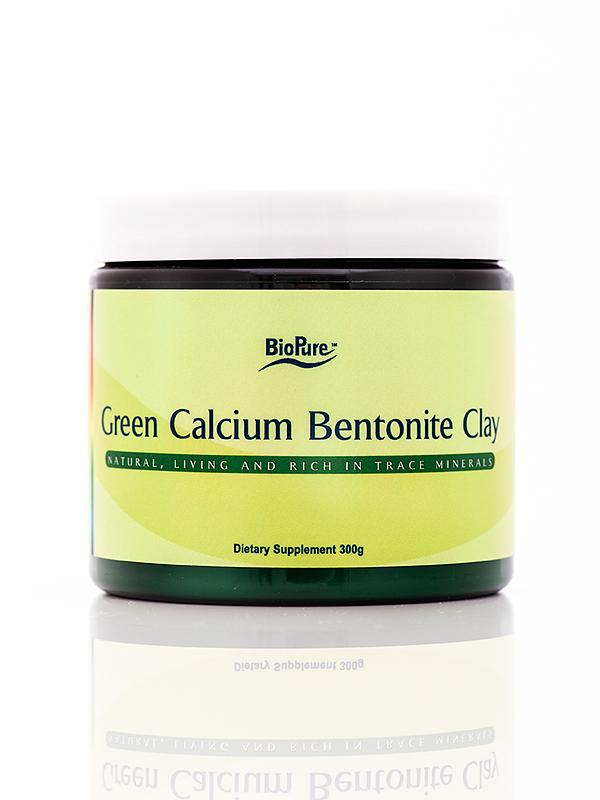 BioPure Green Calcium Bentonite Clay