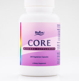 biopure core minerals supplement