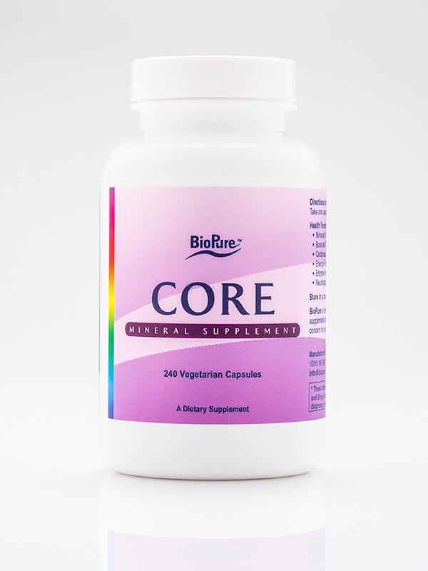 biopure core minerals supplement