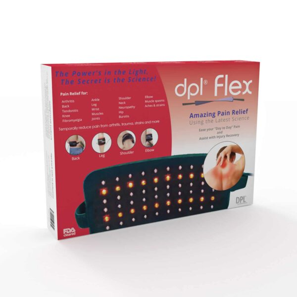 dpl® Flex Pad—Pain Relief Light Therapy