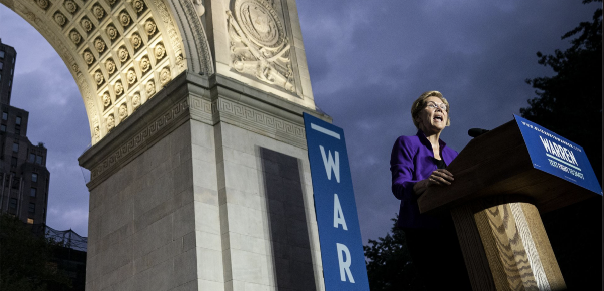 Democrats: Nominate Elizabeth Warren to Win in November and Beyond!