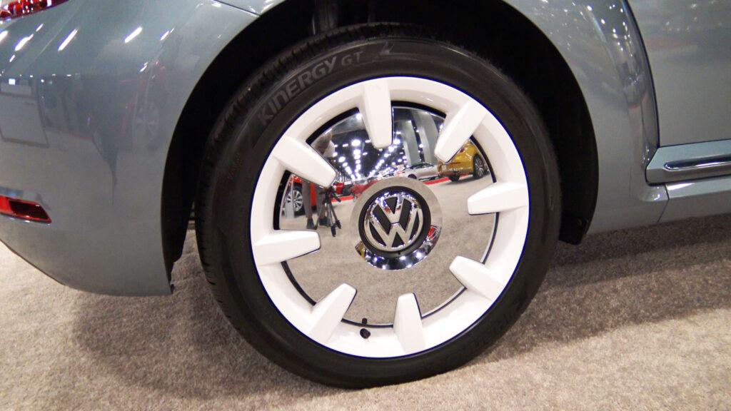 2019 Volkswagen Beetle Rims