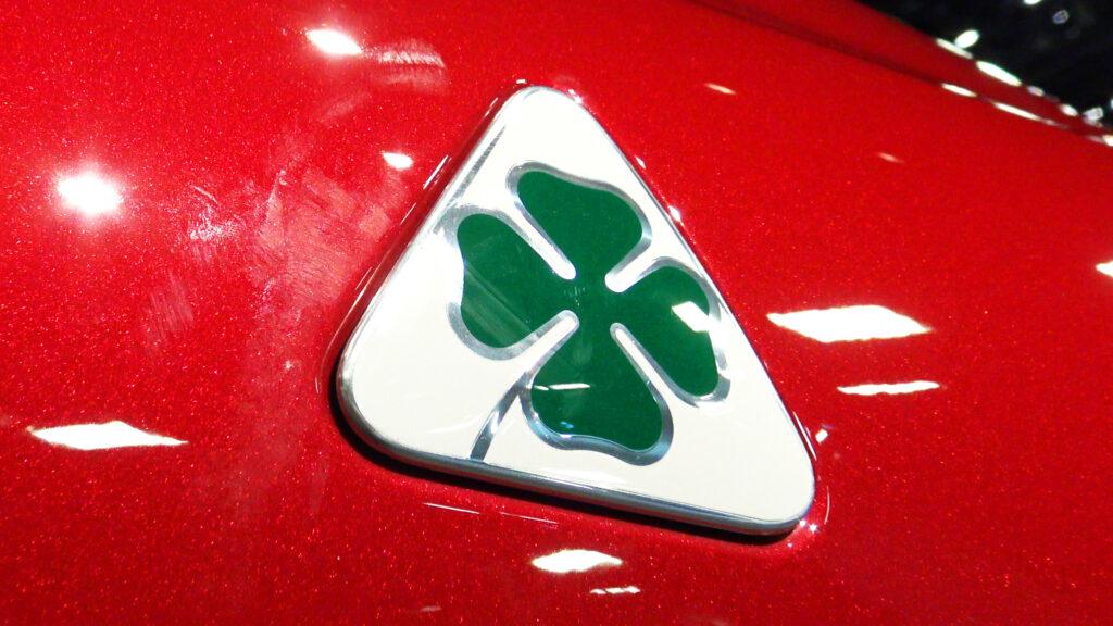 Alfa Romeo Quadrifoglio logo