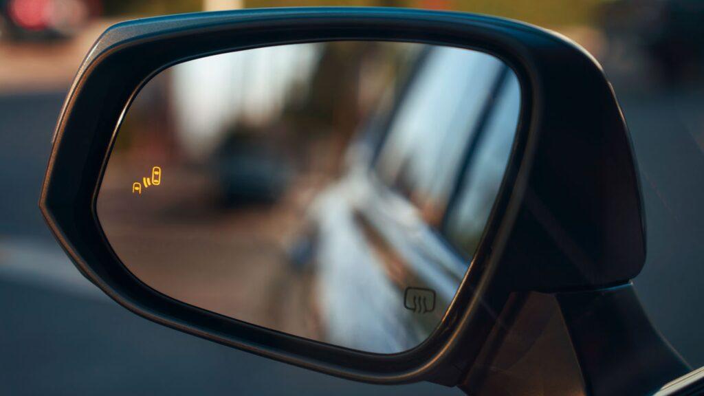 Blind Spot Monitor (BMS) 2020 Toyota Highlander Hybrid