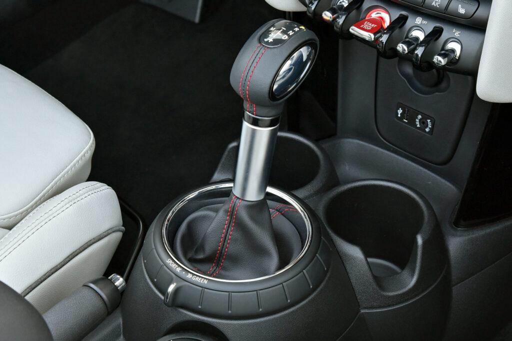 7-Speed DCT Auto - 2021 Mini Cooper S