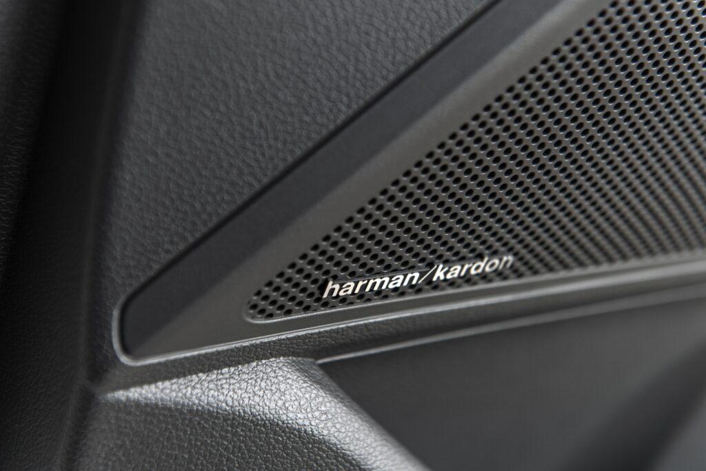 2020 Hyundai Ioniq Harman Kardon Speakers