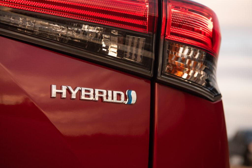 2020 Toyota Highlander Platinum Hybrid AWD Ruby Flare Pearl 012 1 1