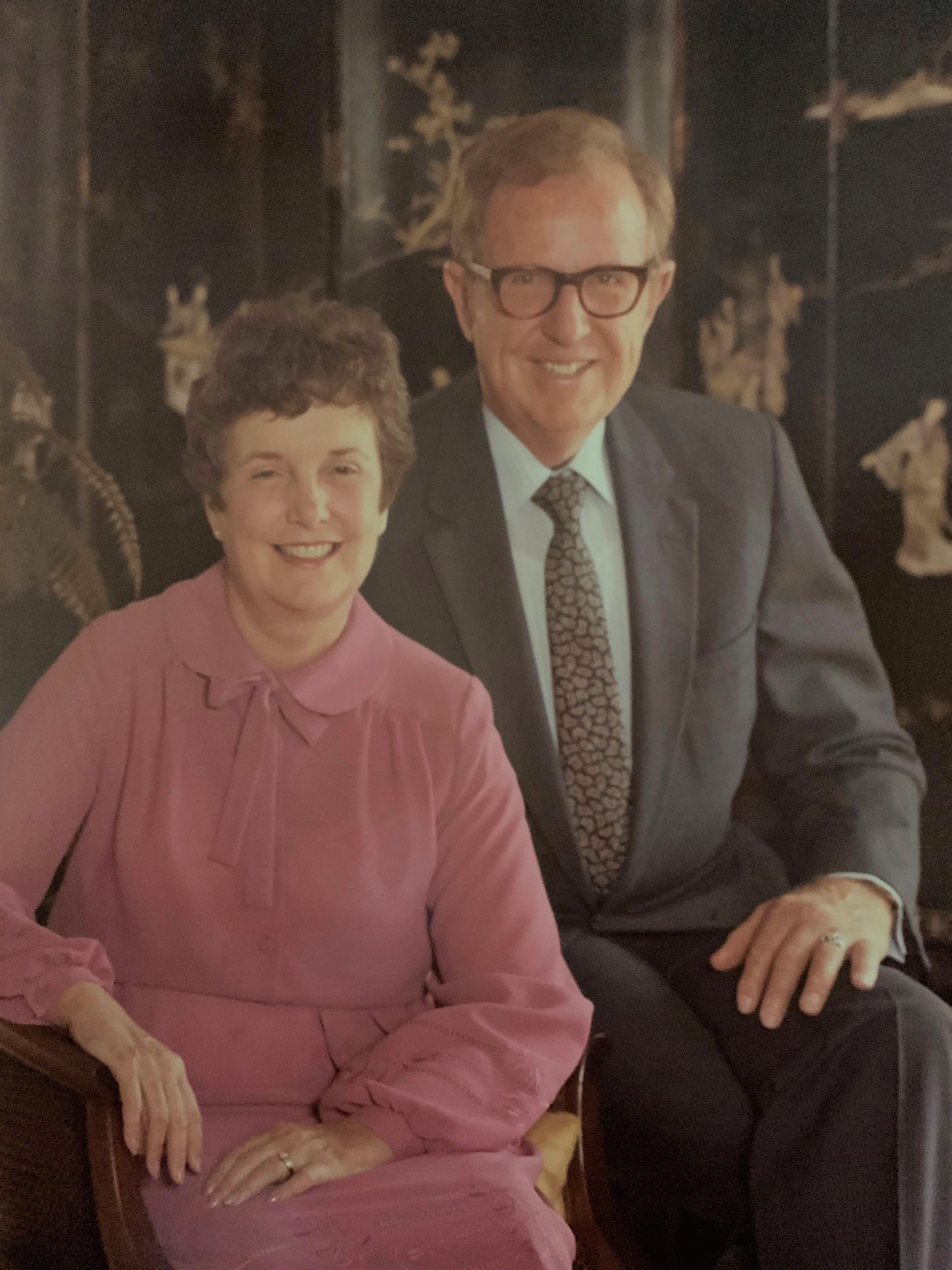 Dr Wayne & Lealice Dehoney