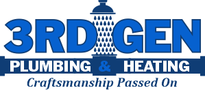 3rdGen Plumbing and Heating Logo