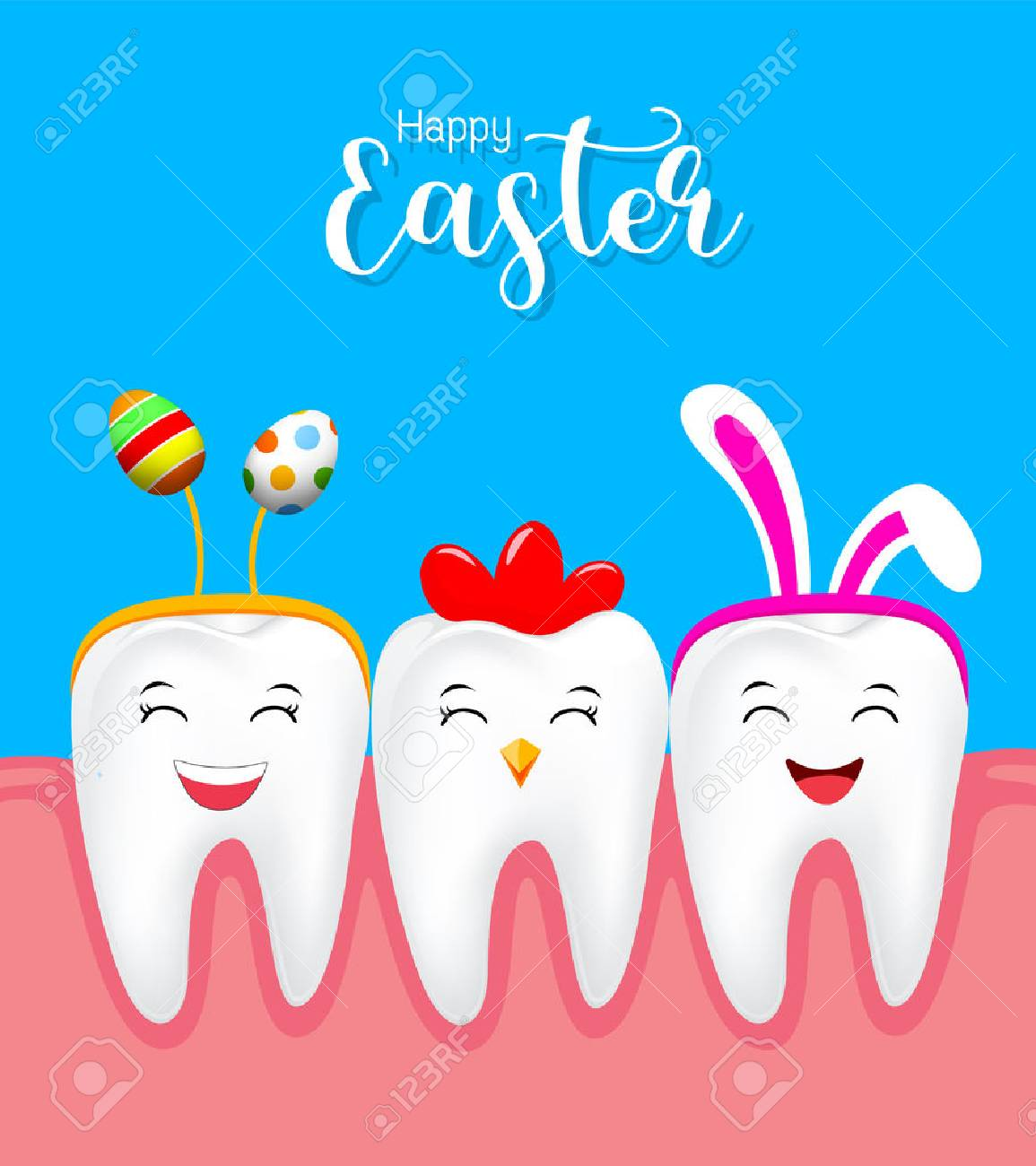 Tooth Friendly Easter Tips