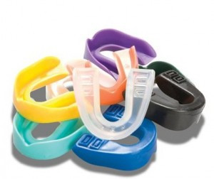 Mouthguards to protect your child's teeth