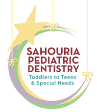 Sahouria Pediatric Dentistry & Orthodontics Logo