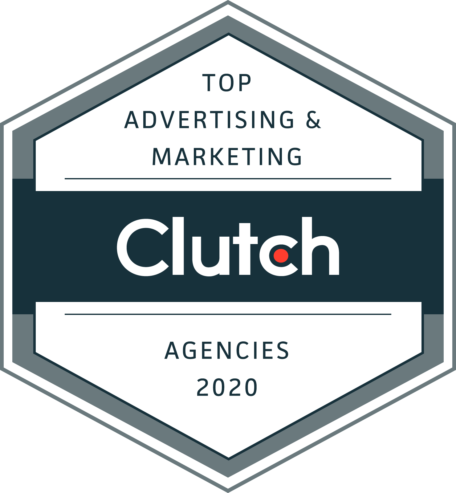 Clutch Top Advertising & Marketing Award Agencies 2020