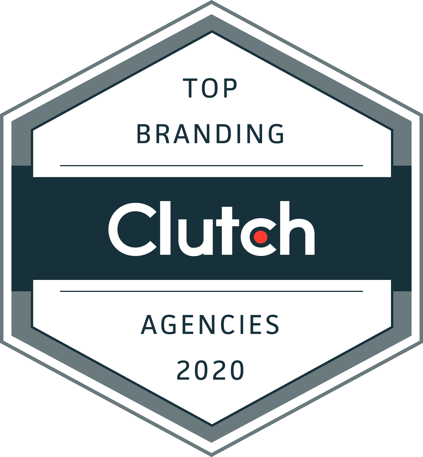 Clutch Top Branding Award Agencies 2020