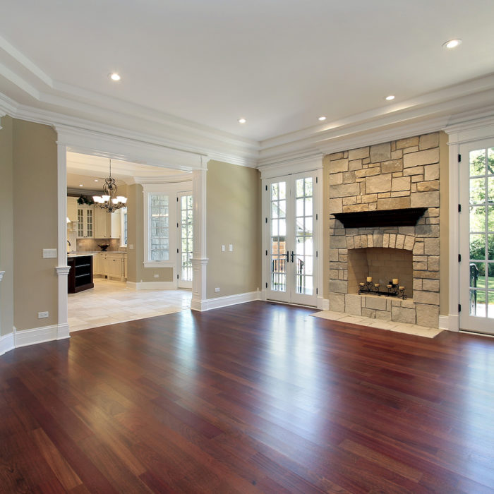 Cherry Hardwood Flooring