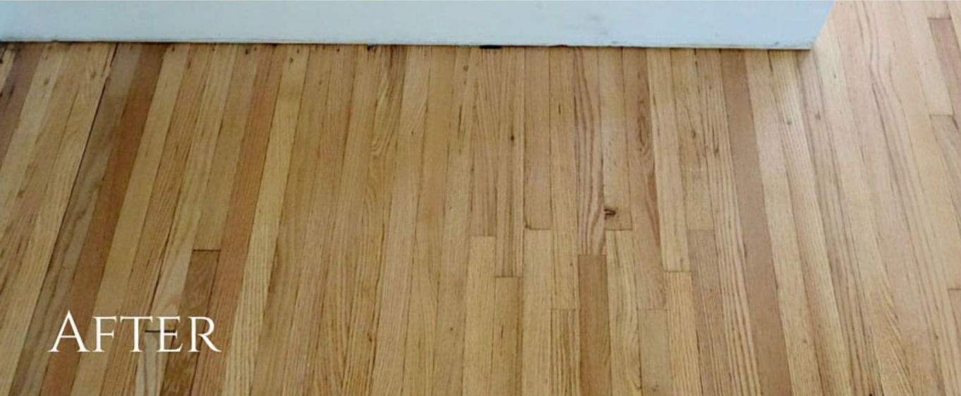 After Picture of Grigore's Hardwood Flooring Services