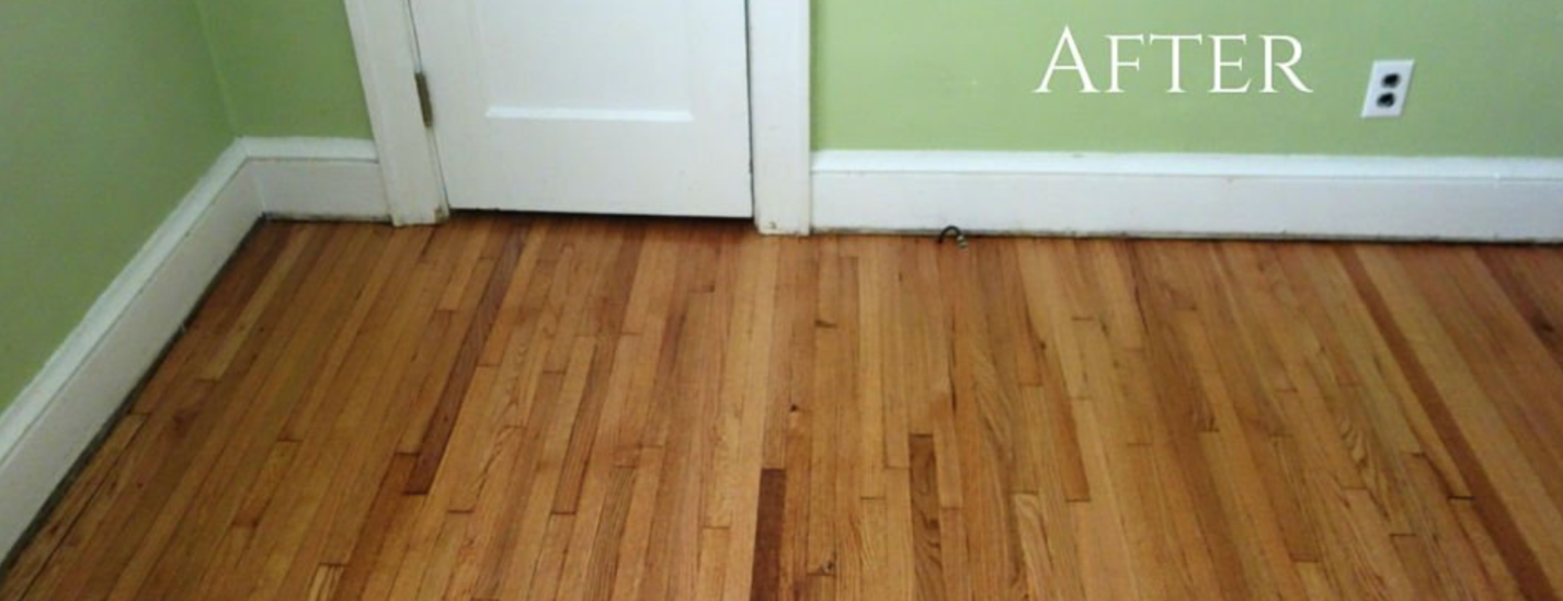 After Picture of Refinishing by Grigore's Hardwood Flooring