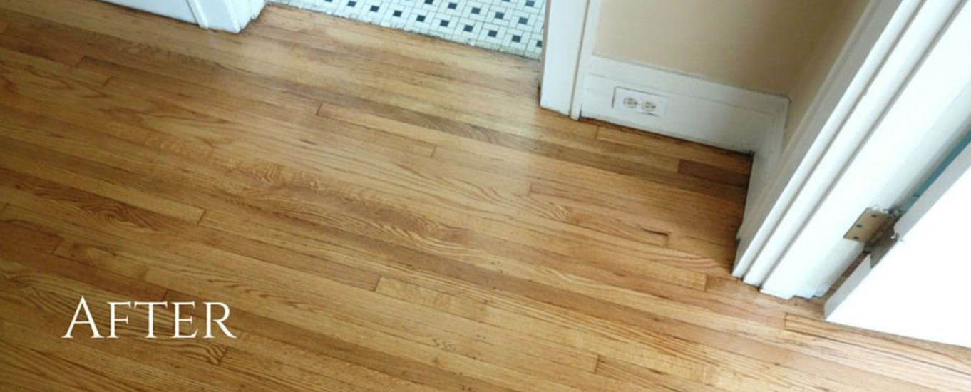 New Hardwood Installation by Grigore's