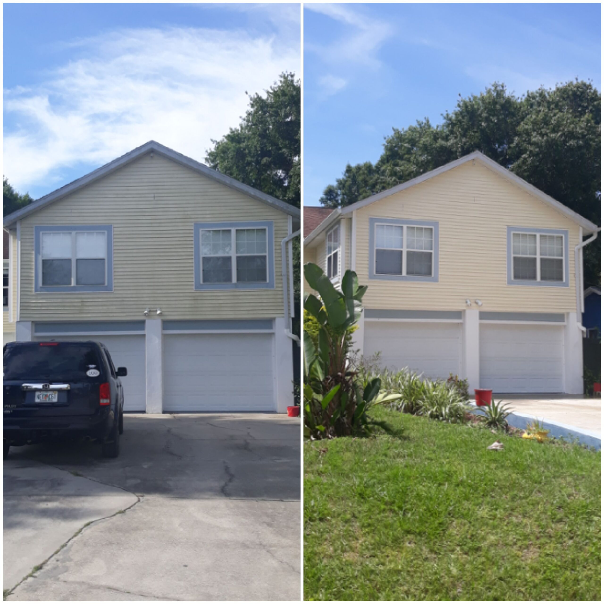 House washing service palm Harbor