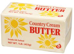 Picture of Country Cream Salted butter 1 pound solid