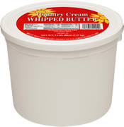 Picture of Country Cream whipped butter 5 pound tub