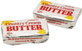 Picture of Country Cream 59 ct. salted butter continental chips
