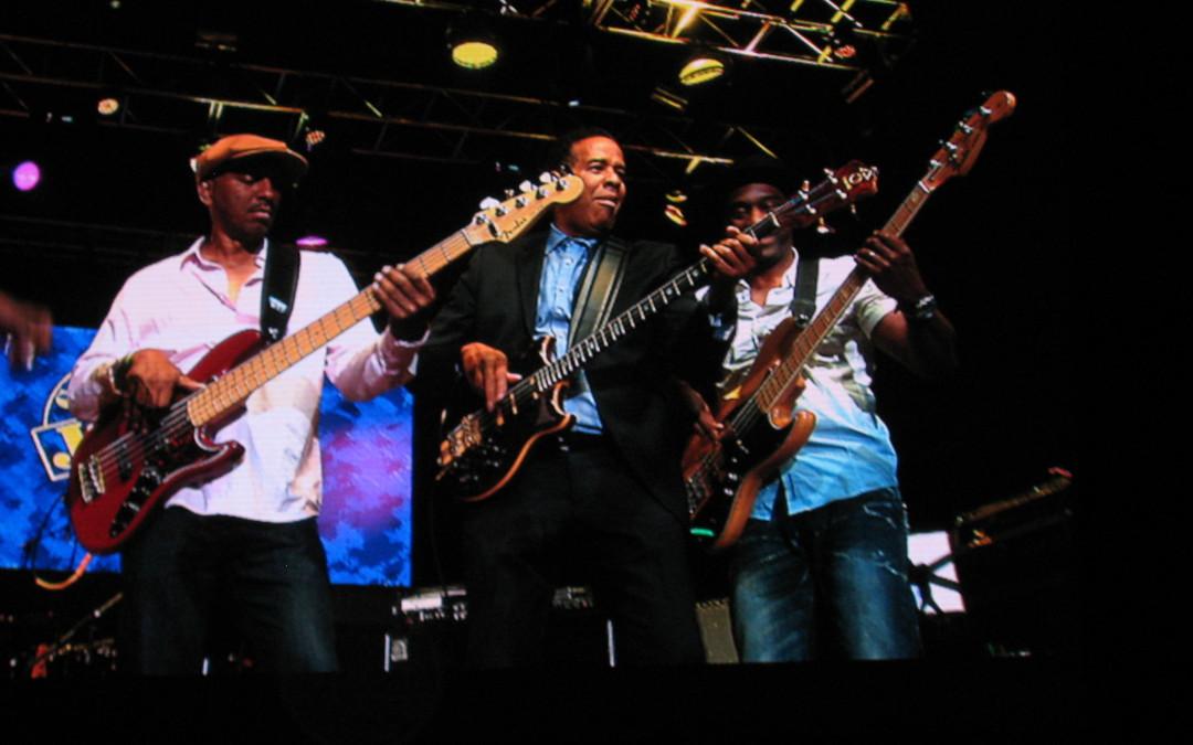 Despite Venue Shortcomings, Capital Jazz Fest Draws a Loyal Crowd