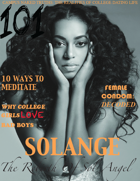 Special Project: 101 Magazine