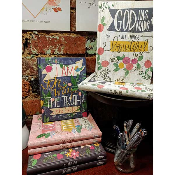 journals cards and paper gifts