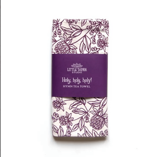 Hymn Tea Towel – Holy, Holy, Holy