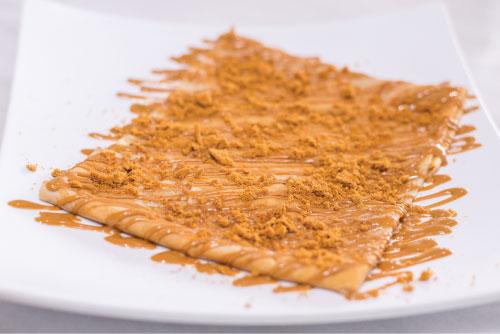 Crepe Lotus Spread