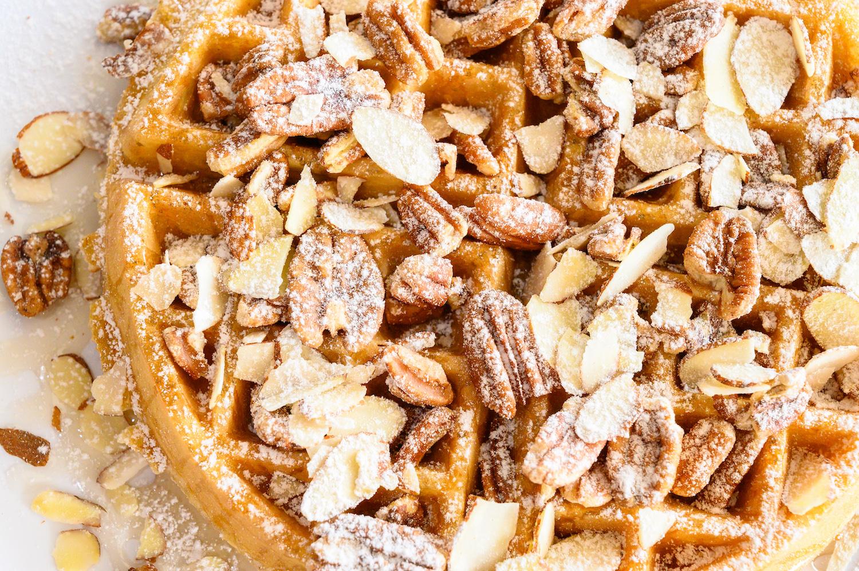 Honey Nut Waffle