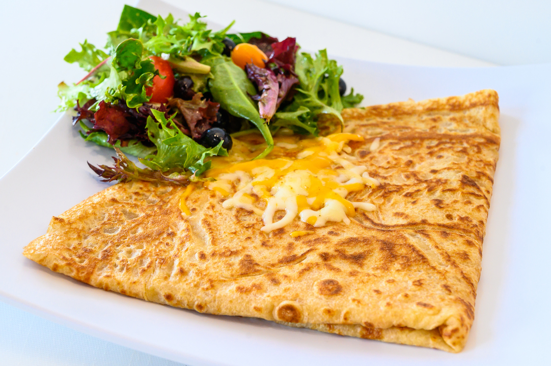 Four Cheese Crepe