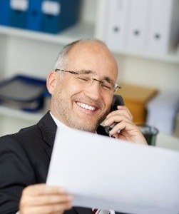 stress-free executive
