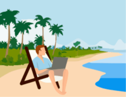 laptop lifestyle | hidden job market