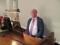 Hiram Griffin-Organist :