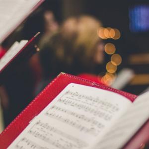 hymnal book