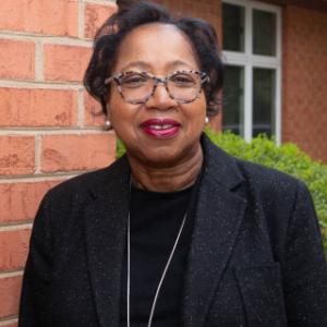 Rev. Pauline Johnson headshot